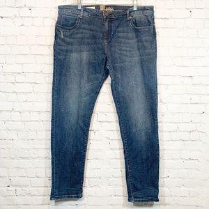 Kut from the Kloth Jeans Katy Boyfriend 16
